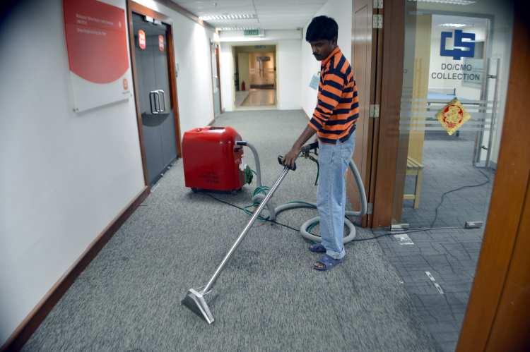 Kleen Asia carpet cleaning kuala lumpur