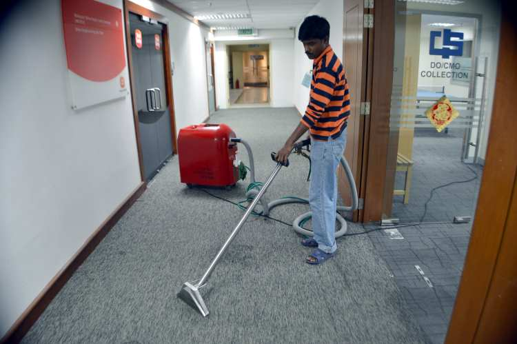 Carpet Cleaning Kuala Lumpur